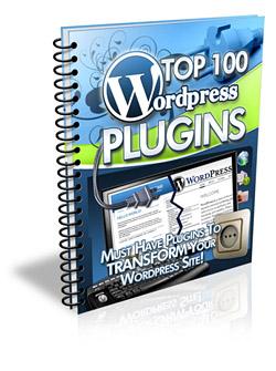 Top 100 WordPress Plugins Ebook