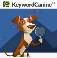 Keyword Canine 3.0 Logo