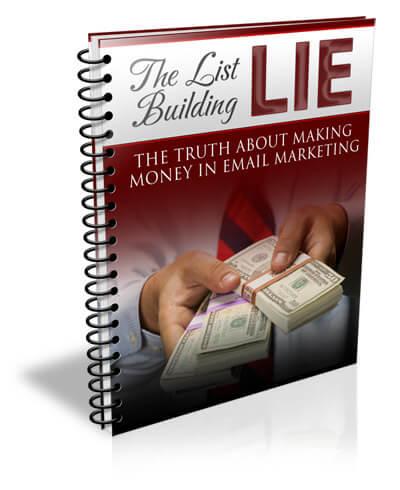 Bonus 1: List Building Lie