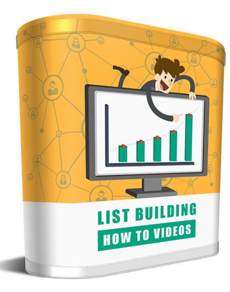 Bonus 2: List Building How To Videos