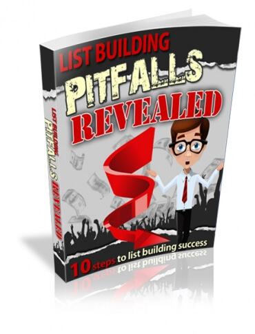 Bonus 5: List Building Pitfalls Revealed