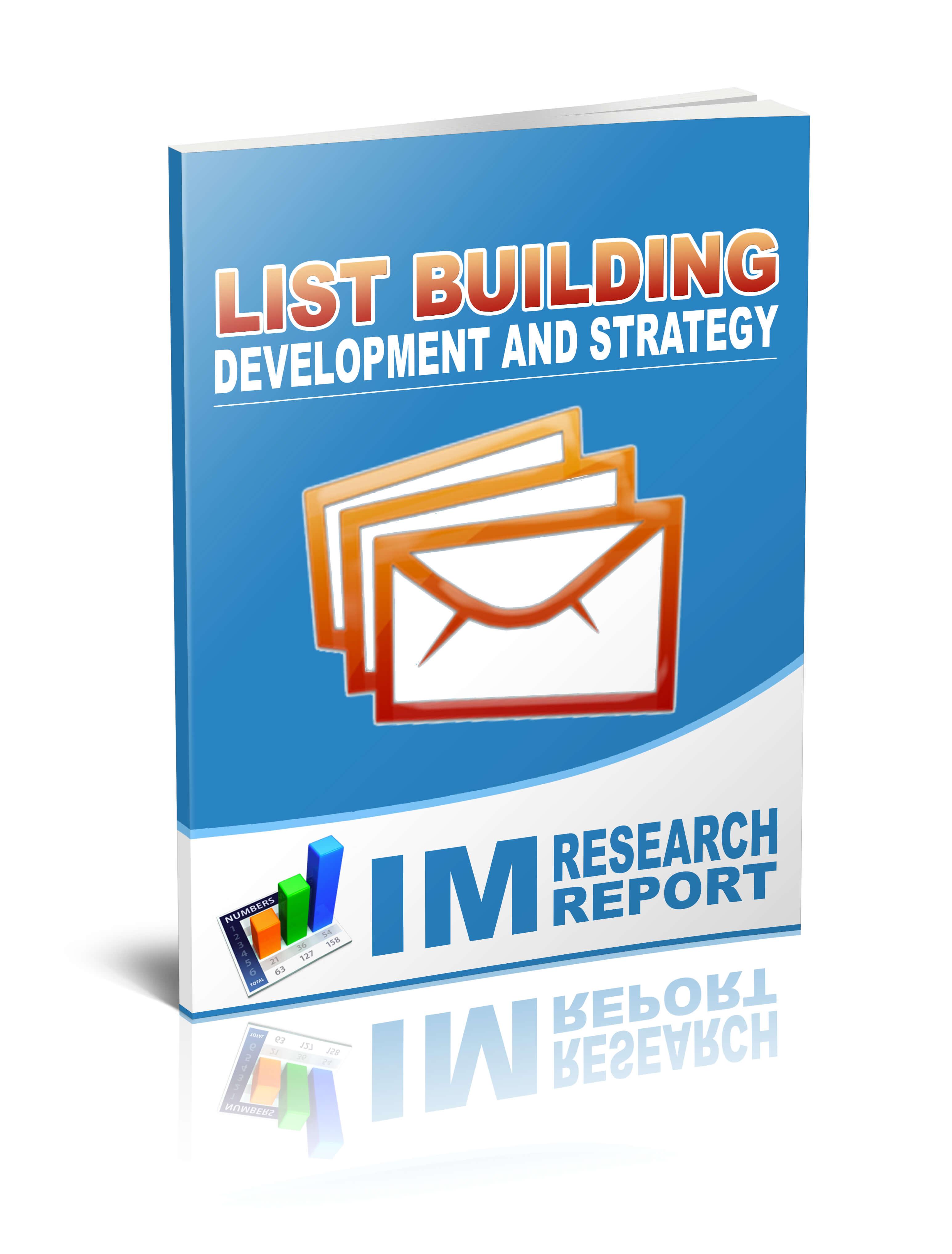 Bonus 6: List Building- Development and Strategy