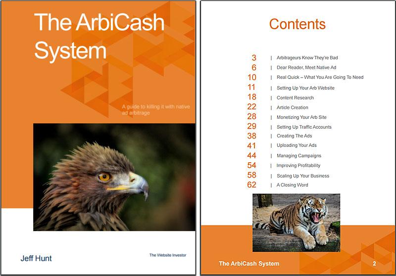 The ArbiCash eBook