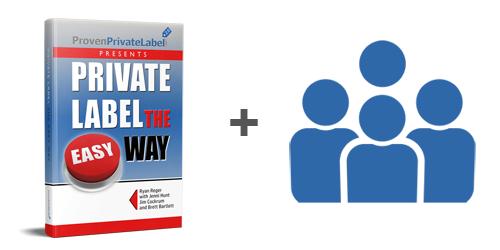 Proven Private Label + Mentoring Program