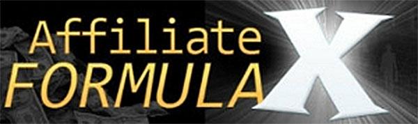 Affiliate Formula X Black Friday 50% Discount