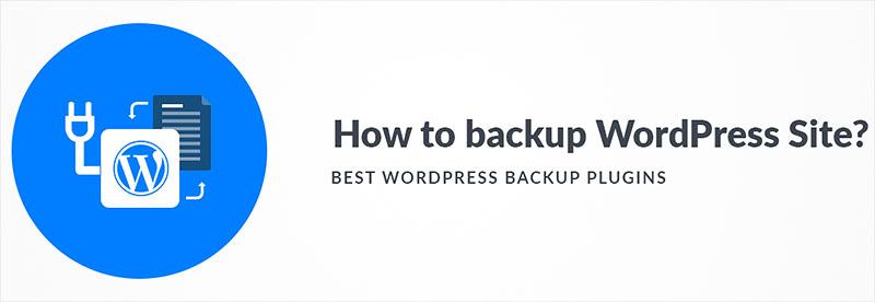 Backing Up a WordPress Blog
