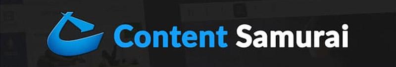 Content Samurai Banner