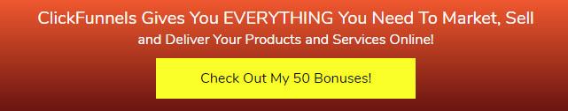 Clickfunnels® Bonuses