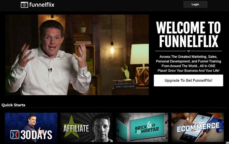 FunnelFlix Courses