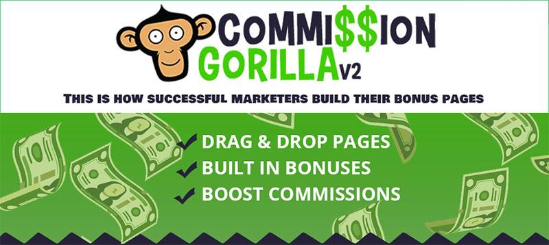 Commission Gorilla V2