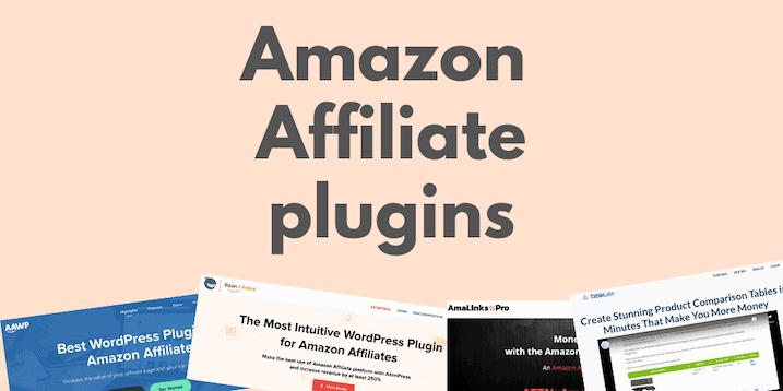 Amazon Affiliate Plugins